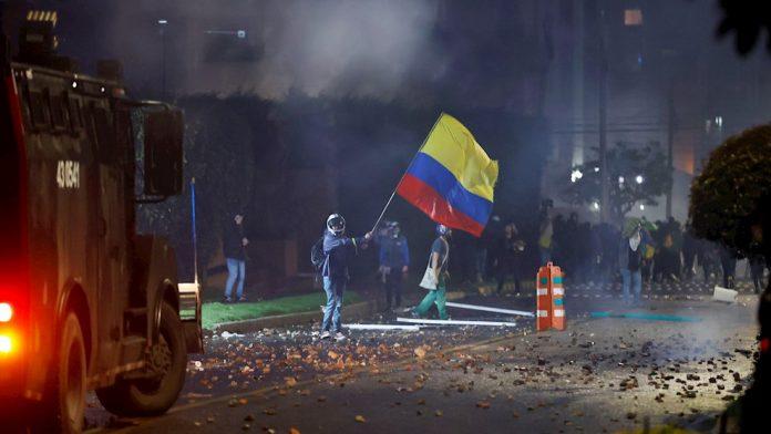 Evalúan decretar estado de conmoción interior en Colombia - Evalúan decretar estado de conmoción interior en Colombia