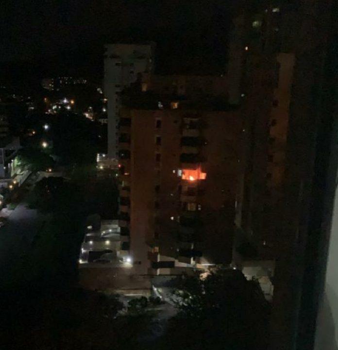 fuerte explosión en un apartamento de Valencia - fuerte explosión en un apartamento de Valencia