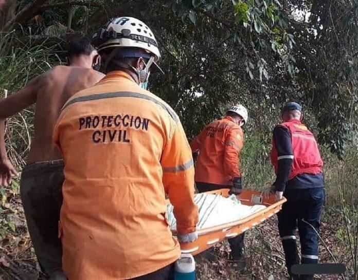 Encuentran muerto a Marcos David Pereira