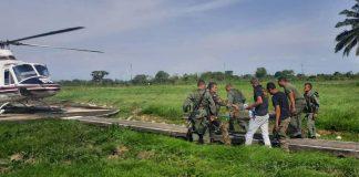 disidentes de FARC secuestraron a seis militares - disidentes de FARC secuestraron a seis militares