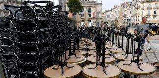 Francia reabrirá terrazas