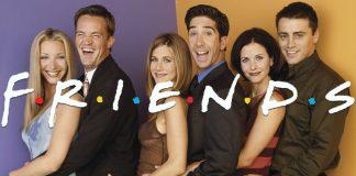 """La reunión de """"Friends"""""""