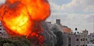 Ataque de Israel - Ataque de Israel