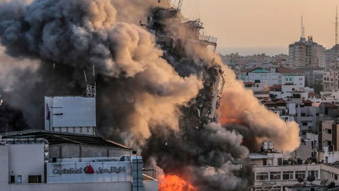 Israel y Gaza - Israel y Gaza