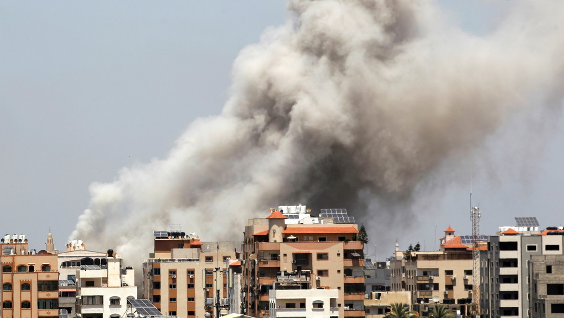 Israel y Hamás acuerdan un alto al fuego