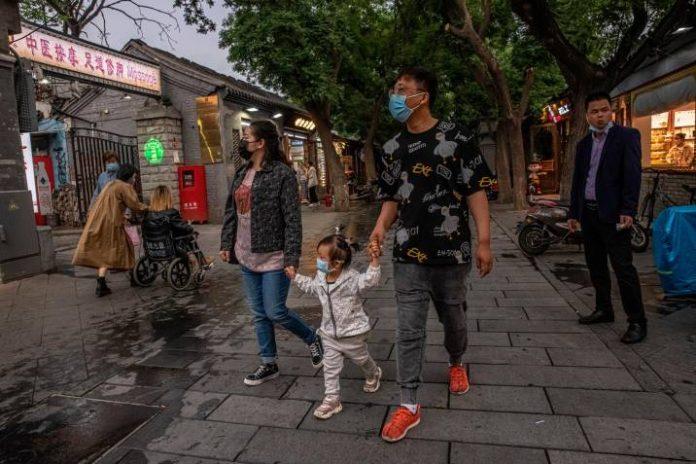 China permite un tercer hijo - China permite un tercer hijo