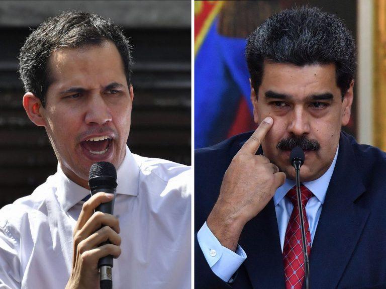 Guaidó propone un Acuerdo de Salvación Nacional y Maduro lo rechaza