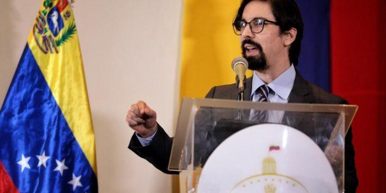 Exdiputado Freddy Guevara - Exdiputado Freddy Guevara
