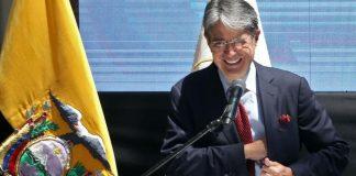 Lasso asume la presidencia de Ecuador
