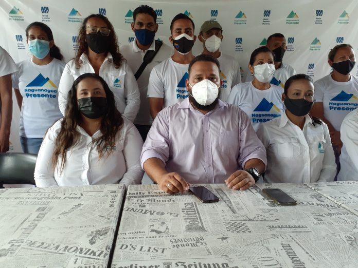 Naguanagua Presente propone realizar primarias