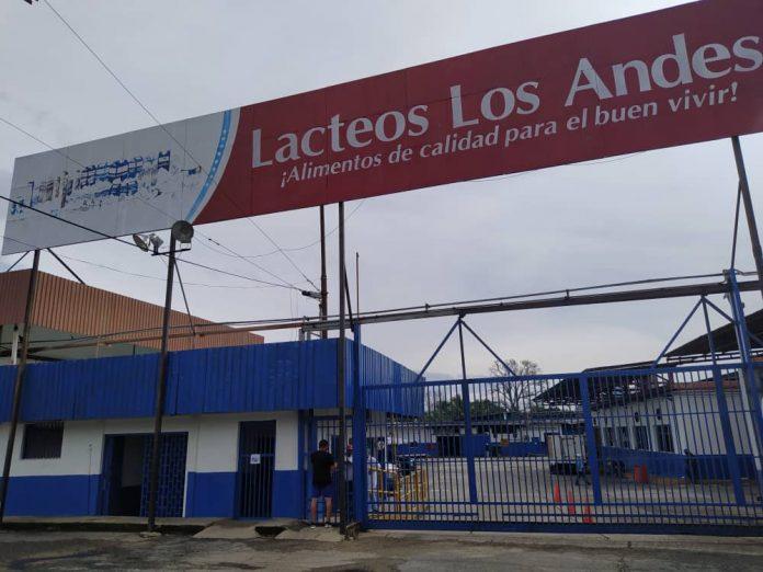 presidente de Lácteos Los Andes