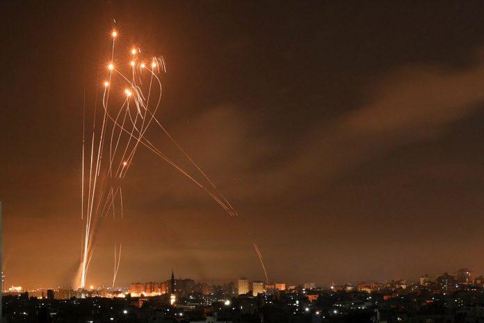 Desde Gaza han disparado 2.300 cohetes - Desde Gaza han disparado 2.300 cohetes