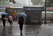 Alerta de lluvias - Alerta de lluvias