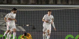 Real Madrid desperdició oportunidad para liderar La Liga