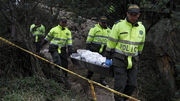 Asesinan a nueve personas en una finca