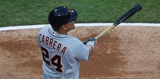 """Miguel Cabrera superó a """"Babe"""" Ruth"""