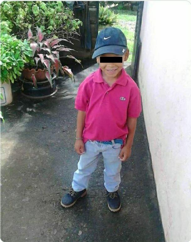 Niño de seis años degollado - Niño de seis años degollado