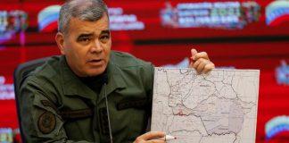 Padrino López reconoció secuestro de ocho soldados - Padrino López reconoció secuestro de ocho soldados