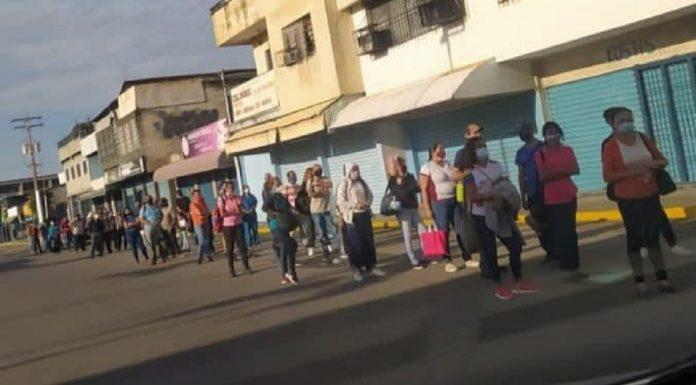 Paro técnico de transporte en Carabobo - Paro técnico de transporte en Carabobo