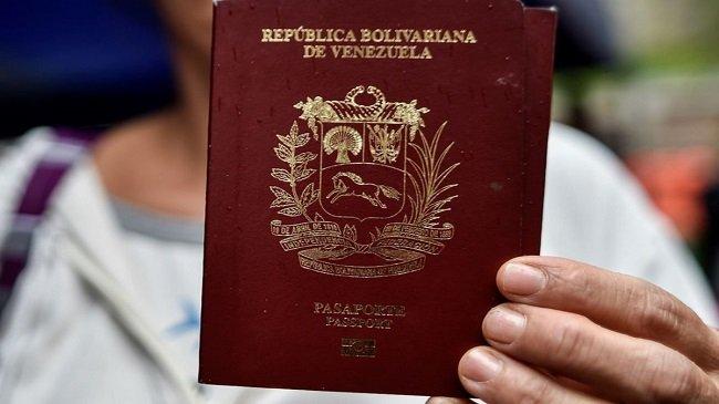 Pasaportes venezolanos vigencia de 10 años en Colombia - Pasaportes venezolanos vigencia de 10 años en Colombia