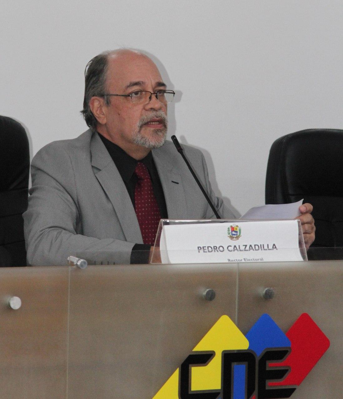 Pedro Calzadilla