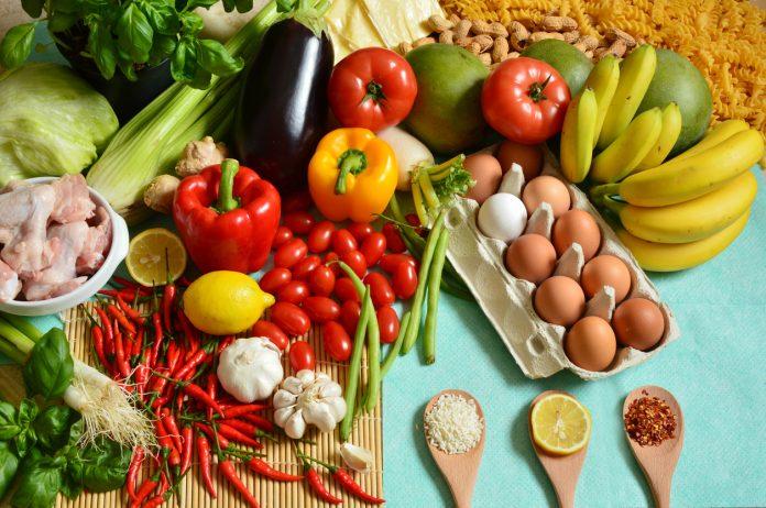 La pirámide de nutrición - La pirámide de nutrición