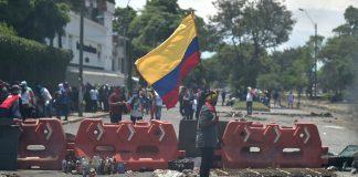 Denuncian la desaparición de 120 manifestantes