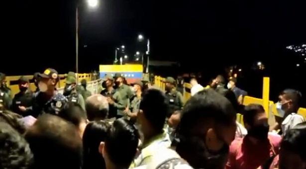 Río Táchira - Río Táchira
