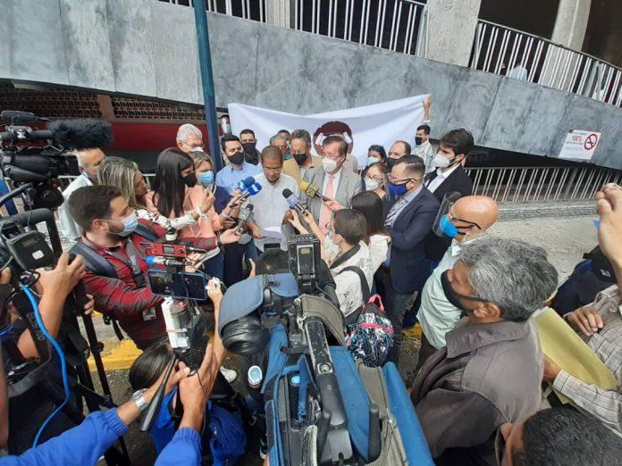 Activar referéndum revocatorio contra Nicolás Maduro - Activar referéndum revocatorio contra Nicolás Maduro