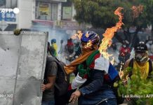 Manifestaciones y saqueos en Colombia - Manifestaciones y saqueos en Colombia