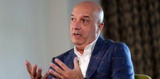 Iván Simonovis renunció al cargo