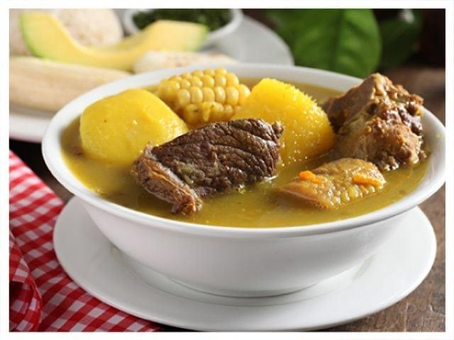 Un plato de sopa - Un plato de sopa