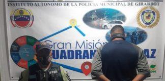 Hombre hirió a su exmujer en Maracay - Hombre hirió a su exmujer en Maracay