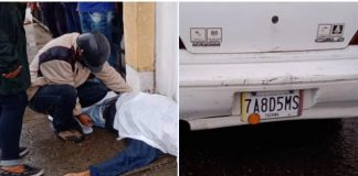 Falleció taxista en San Cristóbal - Falleció taxista en San Cristóbal