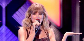 """Taylor Swift recibió el """"Global Icon"""""""