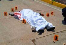 Teniente asesina a oficial superior - Teniente asesina a oficial superior