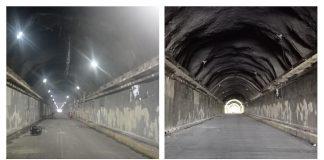 Túnel La Cabrera avanzan los trabajos - Túnel La Cabrera avanzan los trabajos
