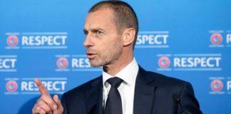 UEFA abre procedimiento disciplinario