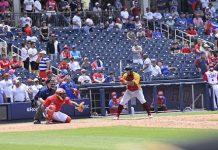 Venezuela derrotó a Cuba en el clasificatorio de béisbol Venezuela derrotó a Cuba en el clasificatorio de béisbol juegos olímpicos de tokioll