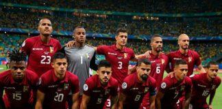 Lista preliminar de Venezuela para Copa América