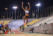 Yulimar Rojas conquistó el Meeting de Doha