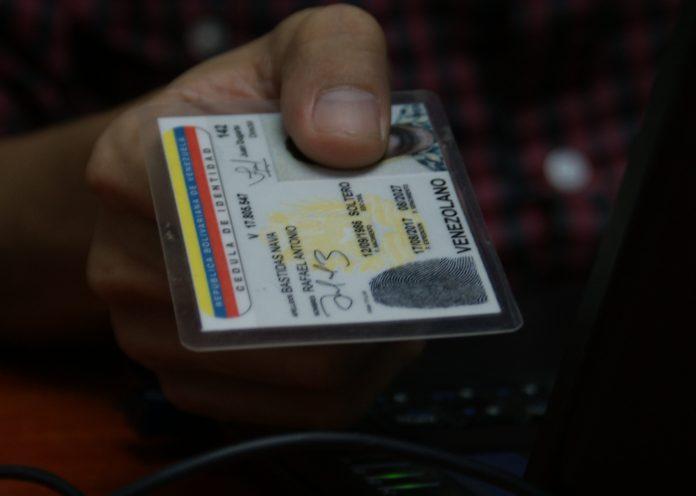 nueva jornada de cedulación venezuela