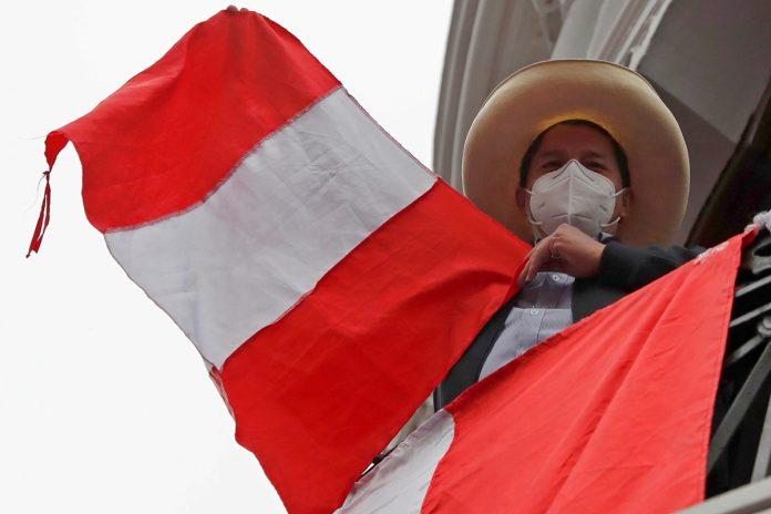 presidente de Perú - presidente de Perú