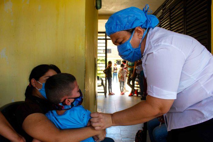Jornada de vacunación en comunidad Ciudad Plaza - Jornada de vacunación en comunidad Ciudad Plaza