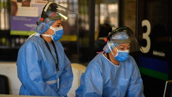 Asciende a 670 trabajadores sanitarios fallecidos - Asciende a 670 trabajadores sanitarios fallecidos