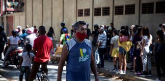 Venezuela registró 1.188 nuevos casos de Covid-19