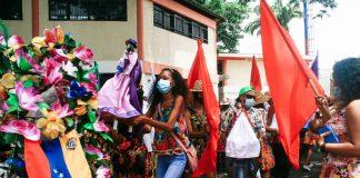tradicional Encuentro Internacional de Sanjuanes