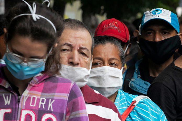 Venezuela registró 1462 nuevos contagios