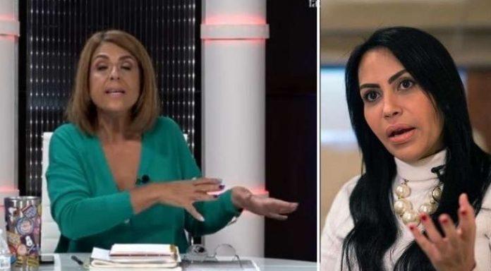 Delsa Solórzano ejercerá acciones legales