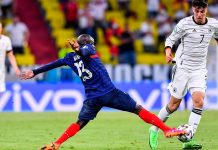Francia inició de forma contundente la Eurocopa al vencer a Alemania